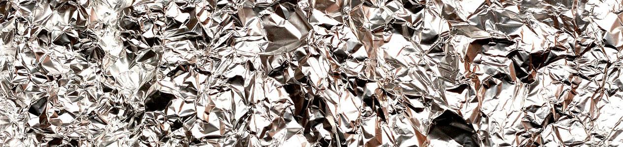 mentiras sobre papel de aluminio